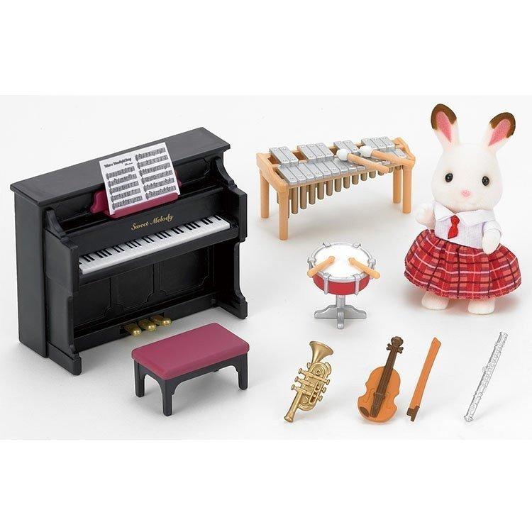 Sylvanian Families - School Music Set