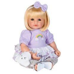 Adora doll 51 cm - Over the rainbow