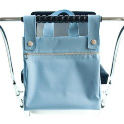 Bebelux stylon light blue bag
