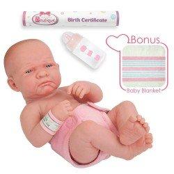 Berenguer Boutique doll 36 cm - 18501N La newborn (girl)