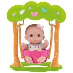 Designed by Berenguer - Lil' Cutesies - Swing-tree