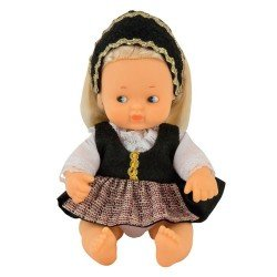 Barriguitas Classic doll 15 cm - Barriguitas of the World - Iceland