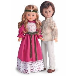 Nancy collection doll 41 cm - Nancy and Lucas / 2018 Reedition