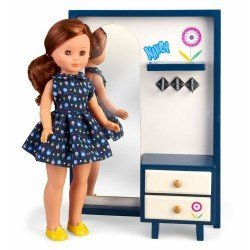 Nancy doll complements 41 cm - Dressing room / 2019 Reedition