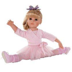 Götz doll 50 cm - Hannah at the ballet