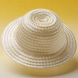 Complements for Mariquita Perez doll 50 cm - Beige hat