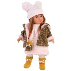 Llorens doll 35 cm - Nicole