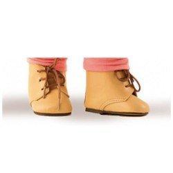 Paola Reina dolls Complements 60 cm - Las Reinas - Brown boots