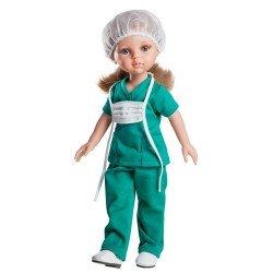 Paola Reina - Las Amigas - Carla nurse doll