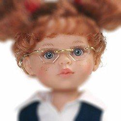 Paola Reina dolls Complements 32 cm - Las Amigas - Schoolgirl glasses
