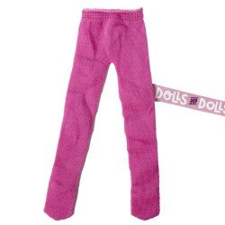 Paola Reina doll Complements 32 cm - Las Amigas - Fuchsia tights