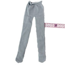 Paola Reina doll Complements 32 cm - Las Amigas - Grey tights