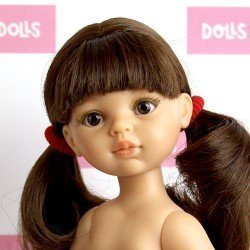 Paola Reina doll 32 cm - Las Amigas - Laura without clothes