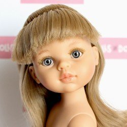 Paola Reina doll 32 cm - Las Amigas - Marisol without clothes