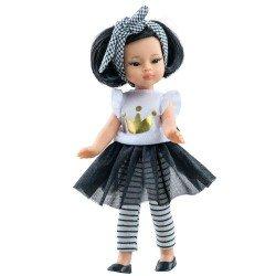 Paola Reina doll 21 cm - Las Miniamigas - Mía