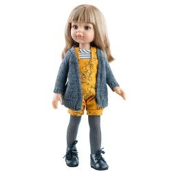 "Paola Reina doll 32 cm - Las Amigas - Carla with ""Minnie"" outfit"