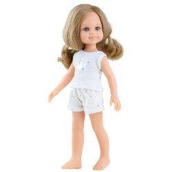 Paola Reina doll 32 cm - Las Amigas - Cleo pyjamas