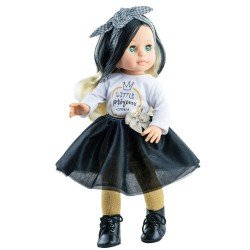 """Paola Reina doll 45 cm - Soy tú - Bianca with """"Little Princess"""" outfit"""