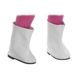 Paola Reina doll Complements 32 cm - Las Amigas - White boots
