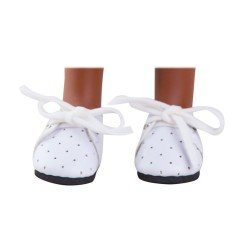 Paola Reina doll Complements 32 cm - Las Amigas - White shoes with laces