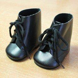Complements for Paola Reina dolls 60 cm - Las Reinas - Black boots