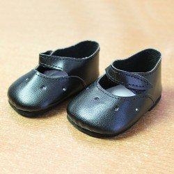 Paola Reina dolls Complements 60 cm - Las Reinas - Black shoes