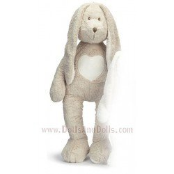 Teddy Cream - Gray Rabbit - 70 cm