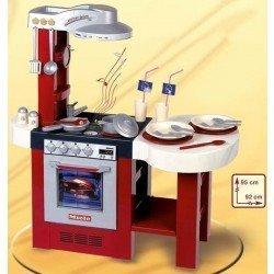 Klein 9156 - Toy Kitchen Gourmet Deluxe Miele