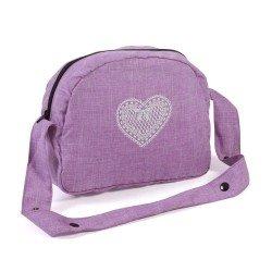Bag for doll pram - Bayer Chic 2000 - Lilac