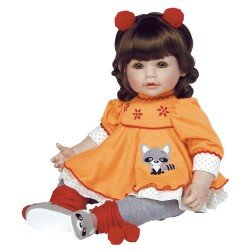 Adora doll 51 cm - Macaraccoon