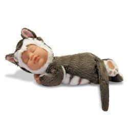Anne Geddes doll 23 cm - Cat