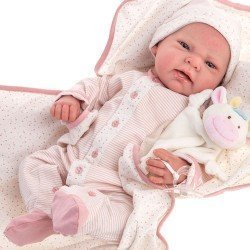 Antonio Juan doll 40 cm - Jolly Lullaby Reborn limited series