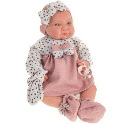 Antonio Juan doll 40 cm - Nice Walk Reborn limited series
