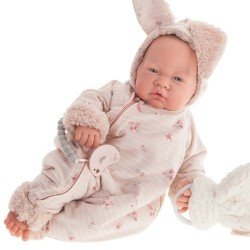 Antonio Juan doll 40 cm - Born bunny Reborn limited series