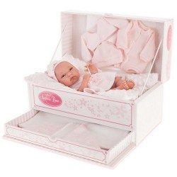 Antonio Juan doll 33 cm - Baby Toneta girl trunk