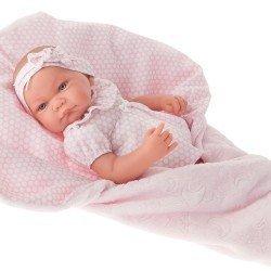 Antonio Juan doll 40 cm - Nica sleeping bag