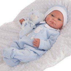 Antonio Juan doll 40 cm - Nice Reborn limited series