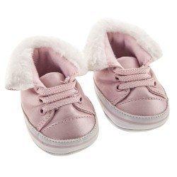 Antonio Juan doll Complements 40-52 cm - Shiny pink sneakers