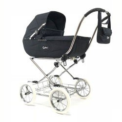 Arrue doll pram 90 cm - Princess Jr - Navy