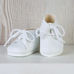 Así doll Complements 43 to 46 cm - White shoes for María, Pablo, Leo and Limited Series doll