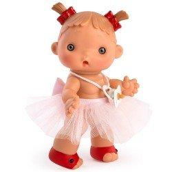 Así doll 23 cm - Daniela with pink tulle skirt