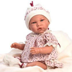 Así doll 46 cm - Úrsula, limited series Reborn type doll
