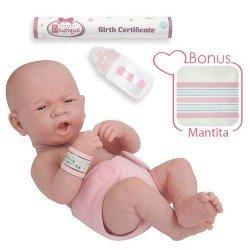 Berenguer Boutique doll 36 cm - 18505N La newborn (girl)