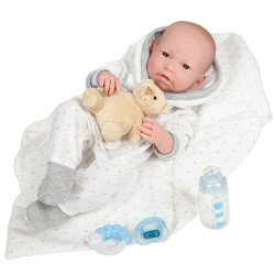 Berenguer Boutique doll 43 cm - 18110 La newborn (boy)