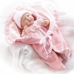 Berenguer Boutique doll 39 cm - 18780 La newborn