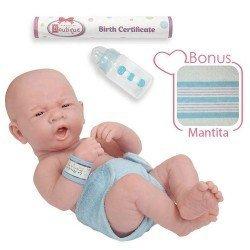 Berenguer Boutique doll 36 cm - 18504N La newborn (boy)