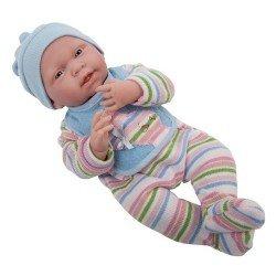 Berenguer Boutique doll 38 cm - 18057 La newborn (boy)