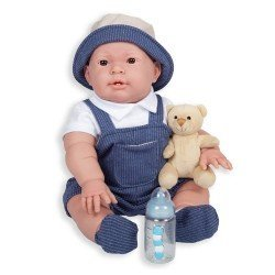 Berenguer Boutique doll 46 cm - Lucas hat (boy)