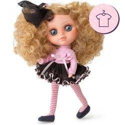 Berjuán doll Outfit 32 cm - The Biggers - Artey Birbaun dress