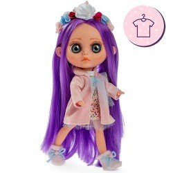 Outfit for Berjuan doll 32 cm - The Biggers - Avril Smith dress